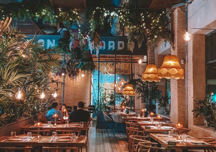 restaurants tapas séville
