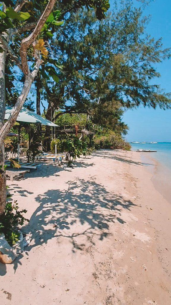 karimunjawa plus belles plages