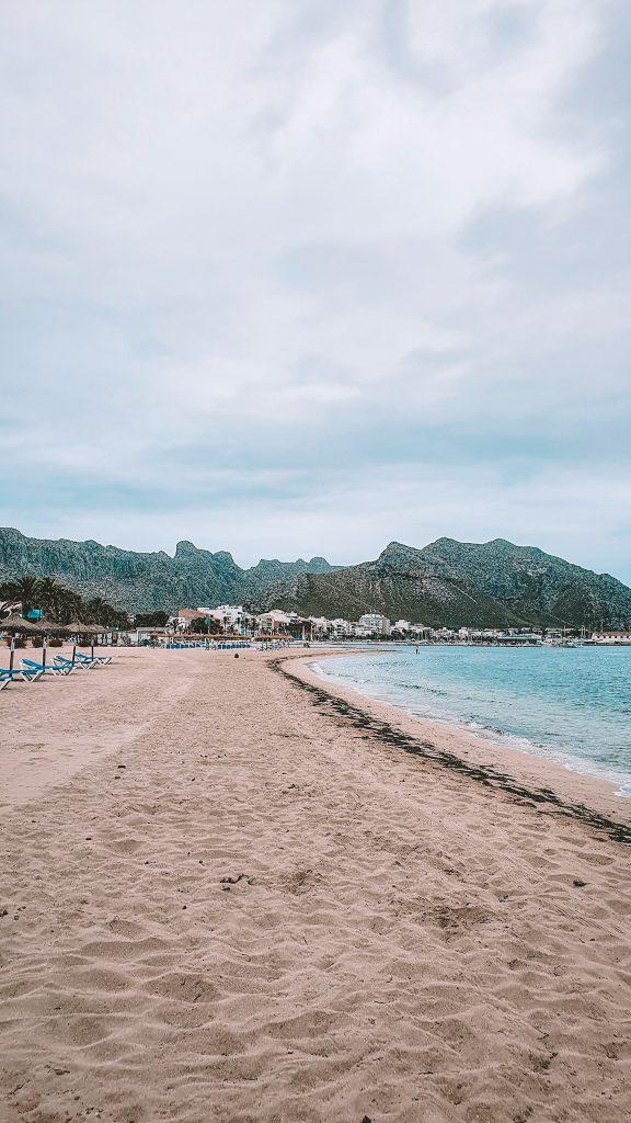 pollença Mallorca itinéraire