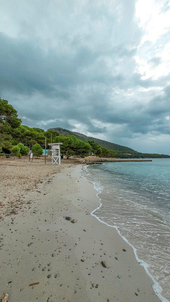 playa formentor itinéraire