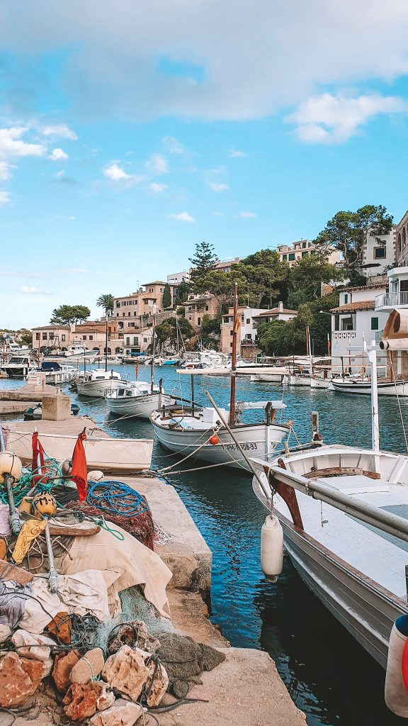 cala figuera Mallorca itinéraire