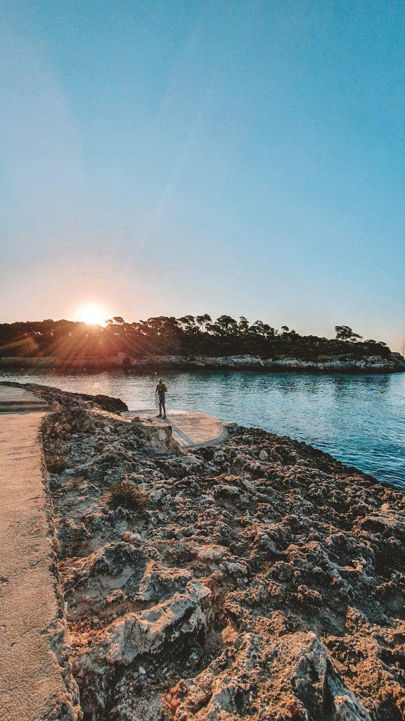 plage Mallorca itinéraire