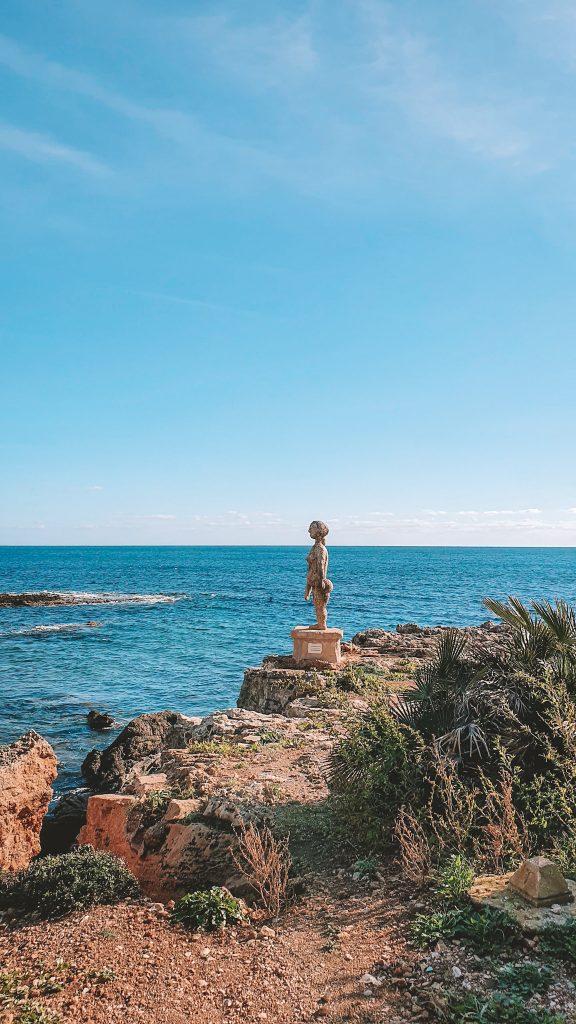 cala ratjada Mallorca itinéraire